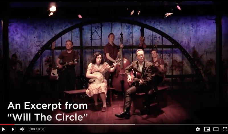 Will The Circle - <em>Ring of Fire</em>
