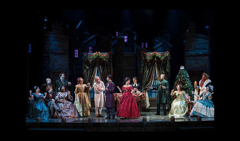 Pabst Theater Christmas Story Same As 2021? A Christmas Carol Milwaukee Rep