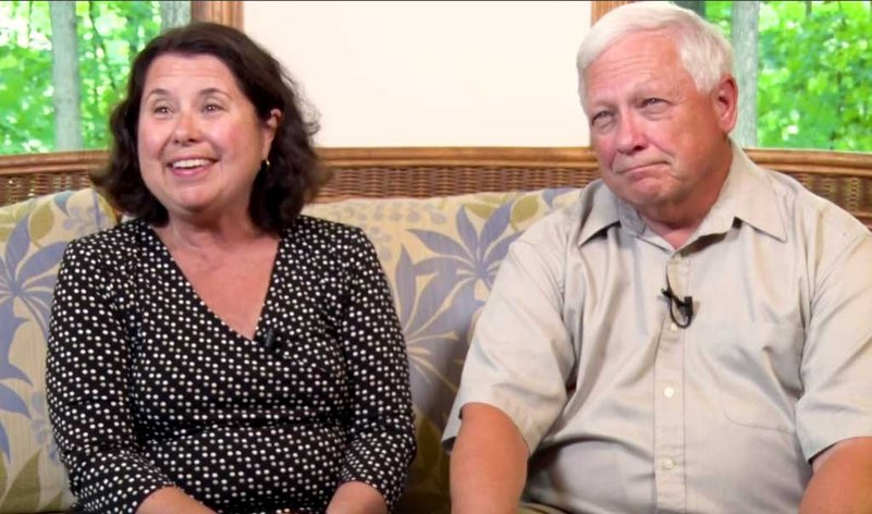 Stories of Giving - Sally and Jim Mergener