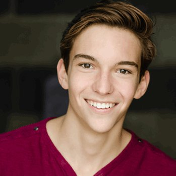 Headshot photo of