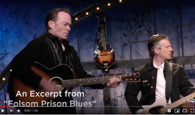 Folsom Prison Blues - <em>Ring of Fire</em>
