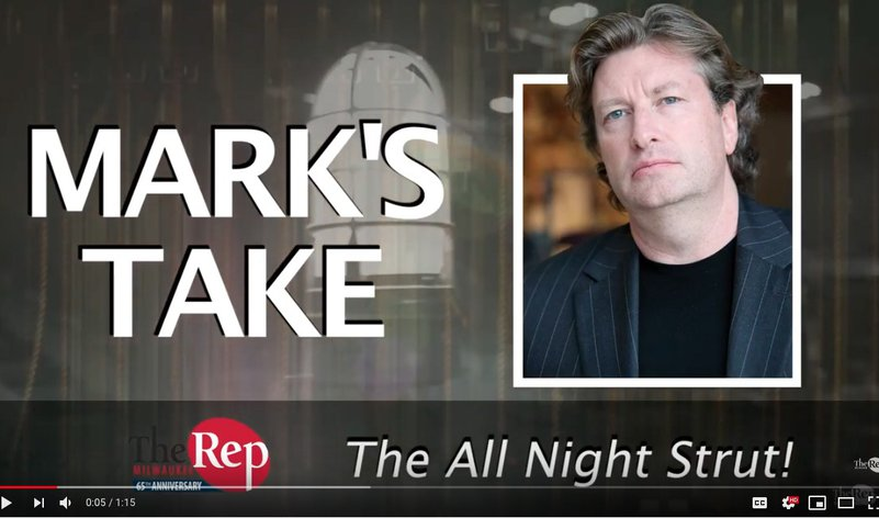 Mark's Take - <em>The All Night Strut!</em>