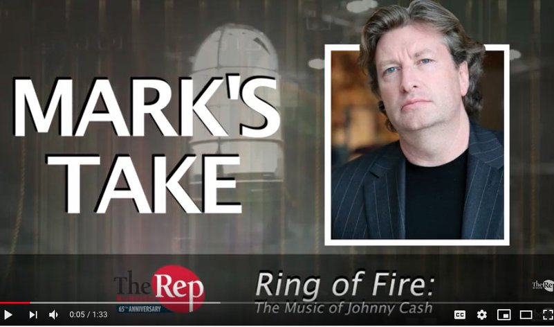 Mark's Take - <em>Ring of Fire</em>