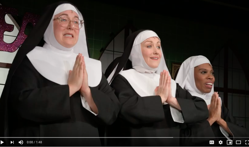 <em>Nunsense - </em>Video Trailer