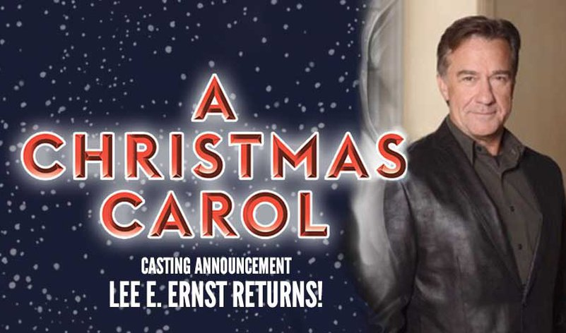 New Scrooge Announced