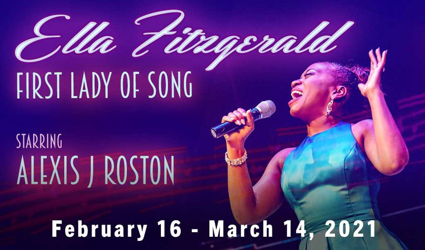 <em>Ella Fitzgerald: First Lady of Song</em>